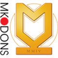 Milton Keynes Dons Badge
